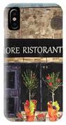 My Favorite Restaurant IPhone Case