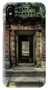 Mysterious Entrance IPhone Case by Jaroslaw Blaminsky