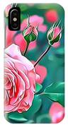 Naturalness And Flowers 31 IPhone Case
