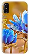 Naturalness And Flowers 47 IPhone Case