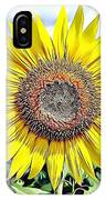 Naturalness And Flowers 51 IPhone Case