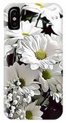 Naturalness And Flowers 52 IPhone Case