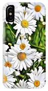 Naturalness And Flowers 57 IPhone Case
