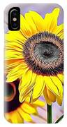 Naturalness And Flowers 60 IPhone Case