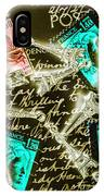 Neo Romantics IPhone Case