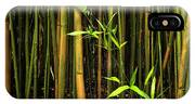 New Bamboo Shoot IPhone Case