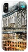 New York Panorama - 29 IPhone Case