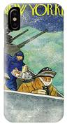 New Yorker December 26th 1942 IPhone X Case