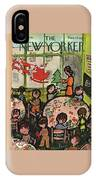 New Yorker December 8, 1951 IPhone X Case