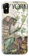 New Yorker July 10th, 2000 IPhone X Case