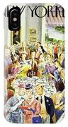 New Yorker June 28th 1947 IPhone Case