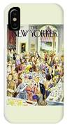 New Yorker June 28th 1947 IPhone X Case