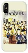 New Yorker March 8, 1947 IPhone X Case