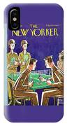 New Yorker October 2nd 1943 IPhone X Case