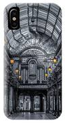 Newcastle Central Arcade IPhone Case
