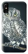 Nighttime Visitor IPhone Case