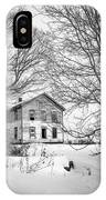 No One Home IPhone Case by Kendall McKernon