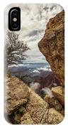 North Rim Fog 1 - Grand Canyon National Park - Arizona IPhone Case