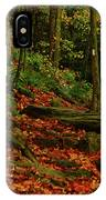 Northside Of Mount Greylock At IPhone Case