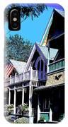 Oak Bluffs Martha's Vineyard IPhone Case