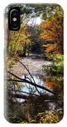 October Window IPhone Case by Kendall McKernon
