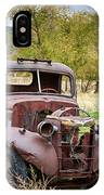 Old Abandoned Chevy Truck IPhone Case
