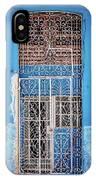 Old Door In Havana IPhone X Case