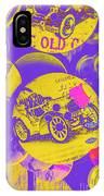 Old Fashion Fix IPhone X Case