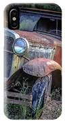 Old Model Aa Ford In The Jungle 2 IPhone X Case