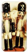 Old Nutcracker Brigade IPhone X Case