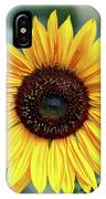 One Bright Sunflower IPhone Case