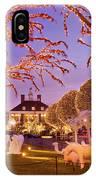 Opryland Hotel Christmas IPhone Case