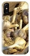 Organic Garlic IPhone Case