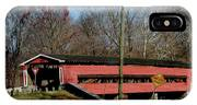 Painted Bridge At Chads Ford Pa IPhone Case