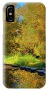Palouse River Reflections IPhone Case