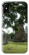 Panama Viejo IPhone Case