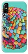 Pangolin IPhone X Case