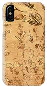 Paper Petal Patterns IPhone Case