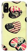 Patriotic Picks IPhone X Case