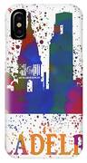 Philly Color Splash IPhone Case