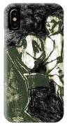 Pianist At The Piano IPhone Case