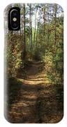 Pijnven Path IPhone Case