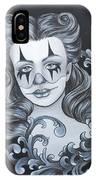 Pin Up Filigree IPhone Case