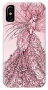 Pink Sussurus IPhone Case