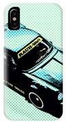 Pixel Porsche IPhone X Case