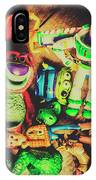 Play In Imagination IPhone Case
