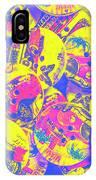 Pop Art Garage  IPhone Case