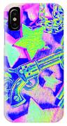 Pop Art Police IPhone Case