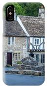 Pre-dawn In Castle Combe IPhone Case by Brian Jannsen