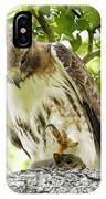 Predator With Prey IPhone Case
